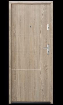 Drzwi wejściowe Bastion N8