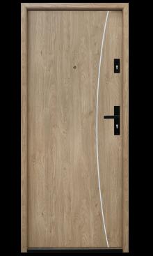 Drzwi wejściowe Bastion R-64