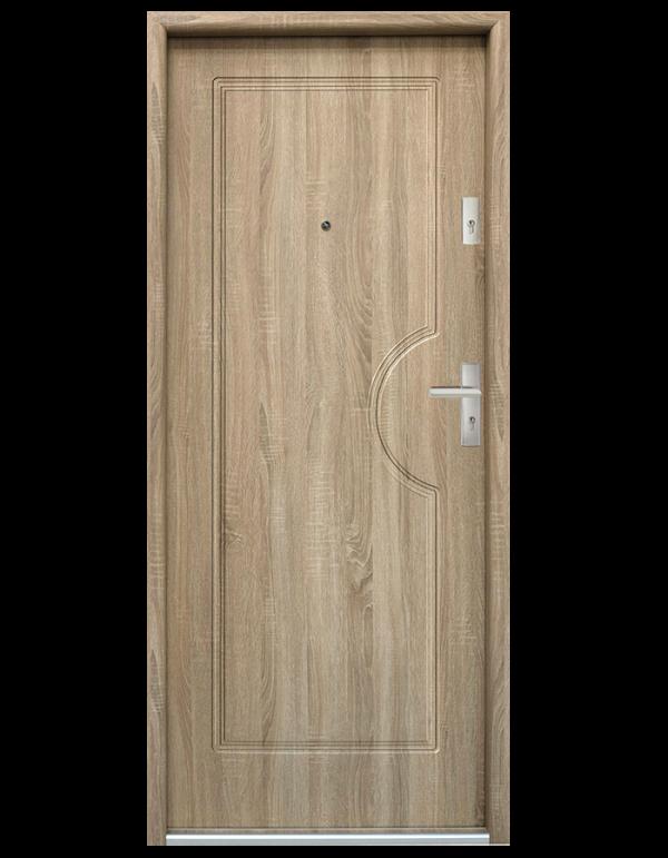 Drzwi wejściowe Bastion T-19